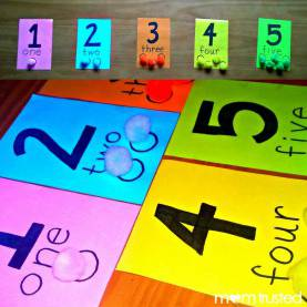Regular Counting Lesson Plans For Preschool Preschool Counting Activity With Pom Pomspreschool Activities An