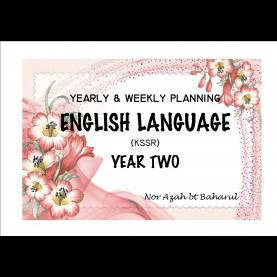 Regular English Lesson Plan Year 2 Kssr Azza On The Blog: Eng Kssr Year 2 - Yearly & Weekly Plan