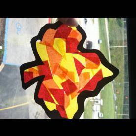 Regular Fall Leaf Projects For Toddlers Fun Fall Crafts For Children   The Hot Po