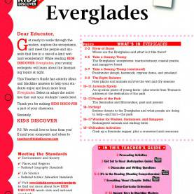 Regular Kindergarten Lesson Plans 5 Senses Everglades - Kids Disc