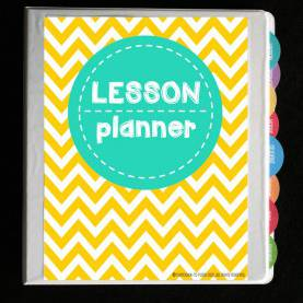 Regular Lesson Plan Books For Secondary Teachers Free Teacher Planner | Books, Free And Tea