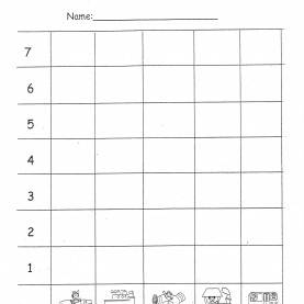 Regular Math Lesson Plans For Kindergarten Graphing Transportation Ideas For Math | Kindergarten