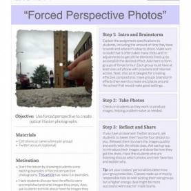 Regular Photography Lesson Plans Forced Perspective Photos: Free Lesson Plan Download - The Art O