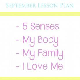 Regular Pre-K Beginning Of The Year Lesson Plans September Lesson Plans : All About Me | Beginning Of The Yea