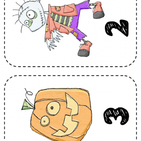 Regular Pre K Lesson Plans Halloween Halloween Pre-K Lesson Plan & Printables | Preschool Them