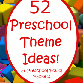 Regular Preschool Topic Ideas 52 Preschool Themes (& Free 2016-2017 Preschool Theme Calenda