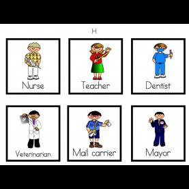 Regular School Helpers Kindergarten Community Helpers Unit & A Funny! - Learning At The Primary