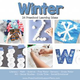 Regular Winter Theme For Preschool Lesson Plans Winter Theme Preschool Lesson Plans - Life Ove