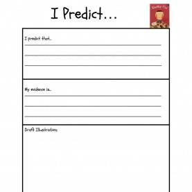 Simple 3Rd Grade Lesson Plan Making Predictions Predicting €?Enemy Pie"