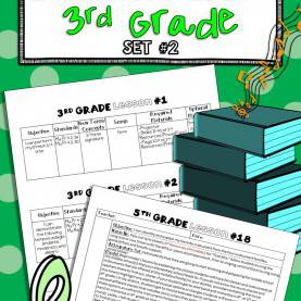 Simple 3Rd Grade Music Lesson Plans 3Rd Grade Music Lessons (Set #2)   Creative, Student An