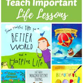 Simple Books That Teach A Lesson Kids Books That Teach Important Life Lessons | Rhythms Of