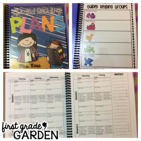 Simple Guided Reading Lesson Plan Year 3 First Grade Garden: How To Make The Most Of Your Guided Readin