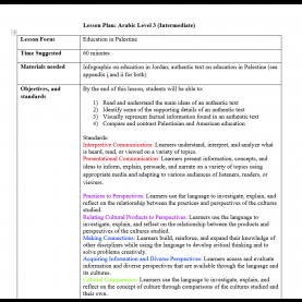 Simple Intermediate Lesson Plans School, Hobbies And Daily Life Archives - Page 3 Of 5 - Aldaa