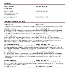 Simple Lesson Plans For Preschool 3 Year Old Montessori Teacher Resume Sample Toreto.Co Resumes For Preschoo