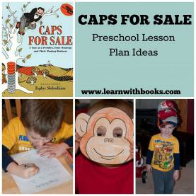 Simple Lesson Plans For Sale Caps For Sale Lesson Plans | School Projects | Pinterest