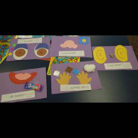 Simple Lesson Plans For Toddlers On The Five Senses Ginger'S 5K Daily Bread: Five Se