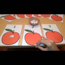 Simple Math Lesson Plans For Toddlers Math Number Quantity Activity- Toddlers, Preschool, Kindergarte