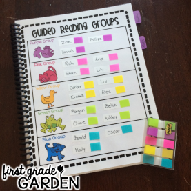 Simple Reading Groups First Grade First Grade Garden: How To Make The Most Of Your Guided Readin
