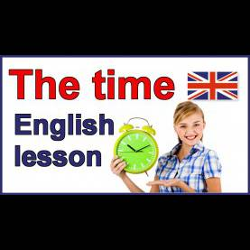 Simple The English Lesson How To Tell The Time In English | English Lesson - You