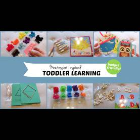 Simple Two Year Old Learning Activities 10 Montessori Inspired Toddler Learning Activities - You