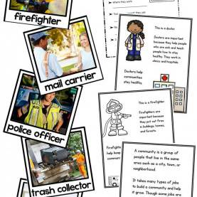 Simple Why Are Community Helpers Important Community Helpers Posters|Writing|Assessment | Community Helper