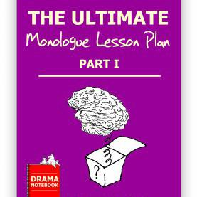 Special 3Rd Grade Drama Lesson Plans Monologue Contest €? Drama Note
