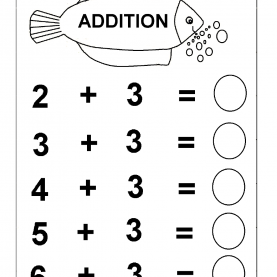 Special Addition For Kindergarten Addition - 6 Worksheets | Printable Worksheets | Pinteres