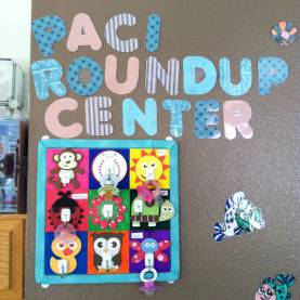 Special Art Projects For Infants In Daycare Works Great For In A Daycare. Easy To Find The Babies Pacifier