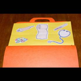 Special Community Helper Art Projects Community Helpers Craft | Hand-Me-Down I