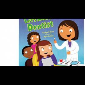 Special Dentist Community Helper Let'S Meet A Dentist (Cloverleaf Books - Community Helpers) (Boo