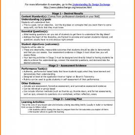 Special Example Of Detailed Lesson Plan Pdf Fresh Lesson Plan Template Pdf | Best Templ