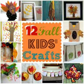 Special Fall Themed Activities 12 Fall Kids Cr