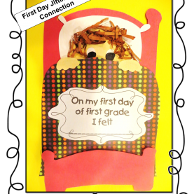 Special First Day Jitters Lesson Plans 1St Grade First Grade Wow: First Day Jitters! | Beginning/end Of The Yea
