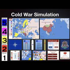 Special High School Lesson Plans Cold War The Cold War Simulation Is A Lesson Plan Designed To Simulate A