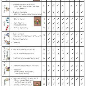 Special Lesson Plans For Preschool Community Helpers 181 Best Preschool - Fall Images On Pinterest | Pre-School, Pr