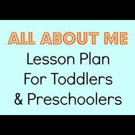 Special Lesson Plans For Preschoolers All About Me Tot School: All Abou