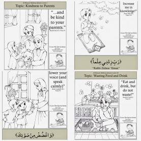 Special Lesson Plans For Teaching Quran Islam From The Start: 50 Quranic Lessons | Teaching | Pinteres