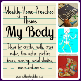 Special Nursery Maths Planning Weekly Home Preschool Theme- My Body | Preschool Themes, Gros