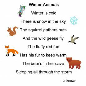 Special Pre-K Lesson Plans Winter Animals Winter Animals Lesson Plan - Play Learn Love | Takehome Storytim