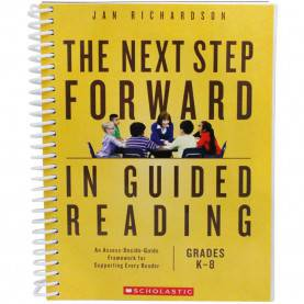 Special The Next Step In Guided Reading The Next Step Forward In Guided Reading - Sc-816111 | Scholasti