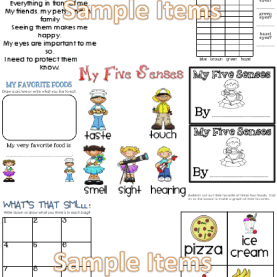 Top 2Nd Grade 5 Senses Lesson Plans Fun In First Grade: The Five Senses | Projects To Try | Pinteres