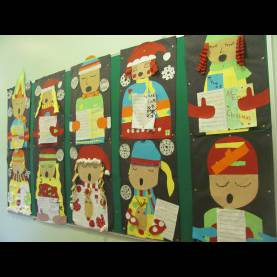Top 6Th Class Art Ideas Christmas Art Ideas For 5Th And 6Th Class W Wall Decal Mat