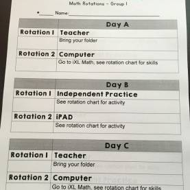 Top Differentiated Lesson Plans For Math How To Plan & Organize Differentiated Math Groups €? Math Tec