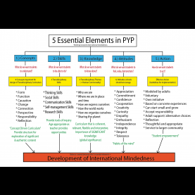 Top Essential Elements Of Lesson Plan Graphic Organiser Of The 5 Essential Elements Of Pyp By Jeanin
