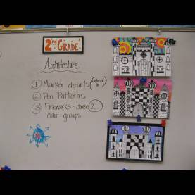 Top Jamestown Lesson Plans 2Nd Grade Jamestown Elementary Art Blog: 2Nd Grade Castle Architecture | Ar