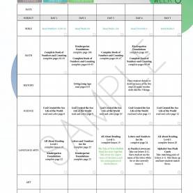 Top Kindergarten Lesson Plans Reading Kindergarten Lesson P