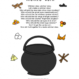 Top Lesson Plan For Preschool Halloween Mrs Home Ec: Halloween Lesson Plan Halloween Party Station, Mak