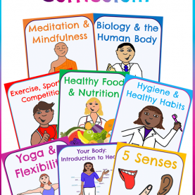 Top Lesson Plans For Preschool Human Body Punk Rock Preschool™ Healthy Kids Curriculum €? 8 Weeks Of Lesso
