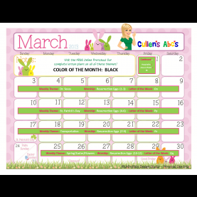 Top Lesson Plans For Preschool In March Preschool Calendars | Online Preschool And Children'S Videos B