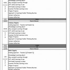 Top Making A Lesson Plan Template 8 Daily Lesson Plan Template - Sampletemplatess - Sampletempla